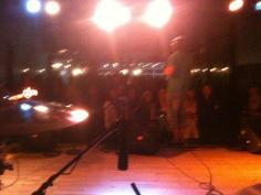 nick costa and practically single performing at gettysburg college in gettysburg pa