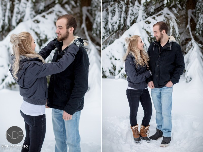 Large Of Winter Engagement Photos