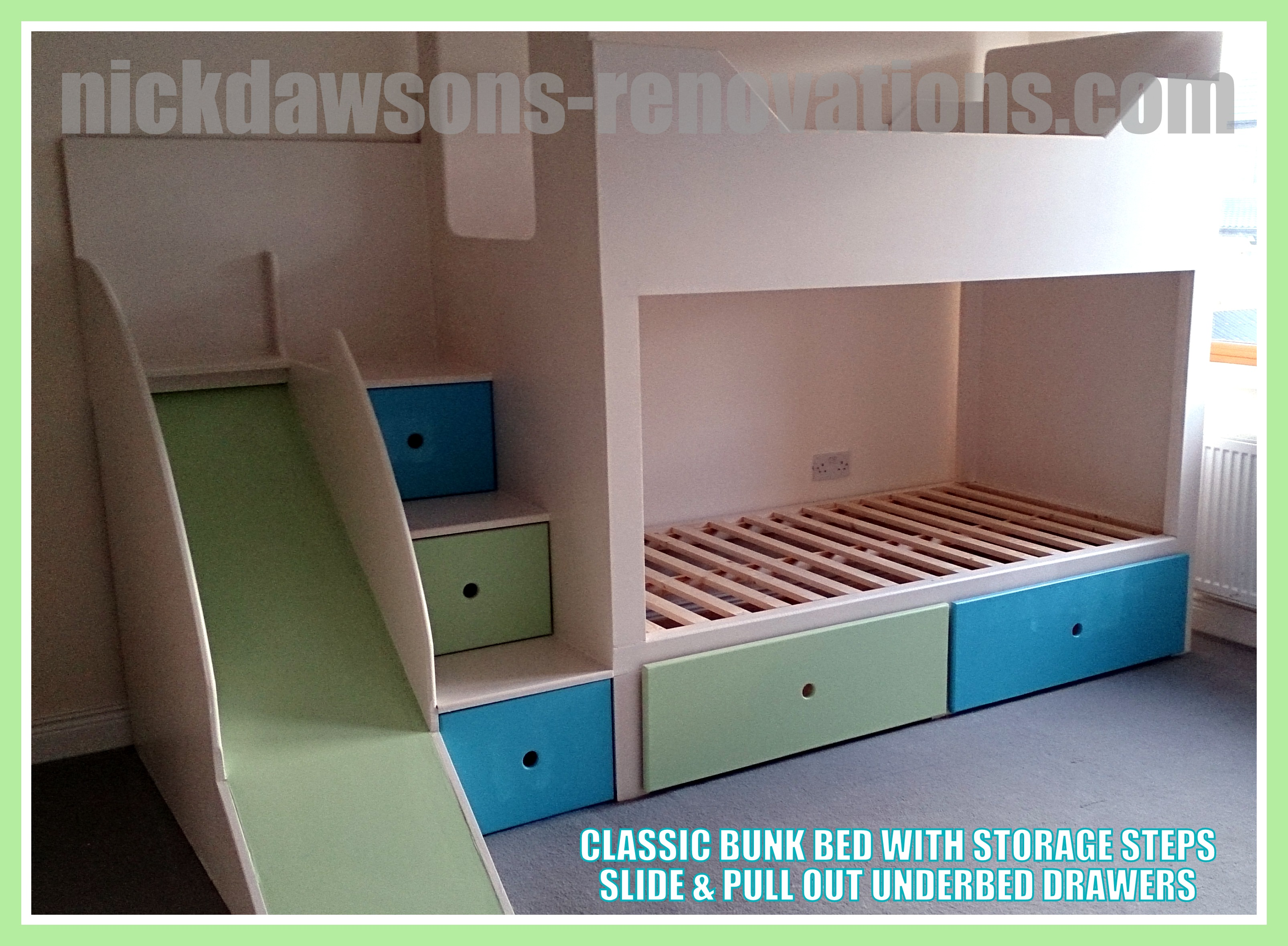 Childrens Beds With Storage Childrens Storage Beds Bespoke Childrens Beds