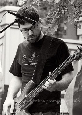Ryan French - Bass / Backing Vocals