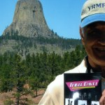 Daddio brings Three Daves to Devil's Tower. What are you trying to say, Dad?