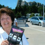 Mommio brings the Daves to a parking lot...AND Mount Rushmore.