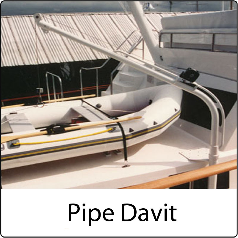 small boat davit system wiring diagram