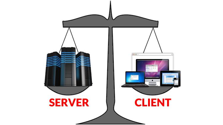 Server Side Templates vs REST API and Javascript Front-End \u2014 Nick