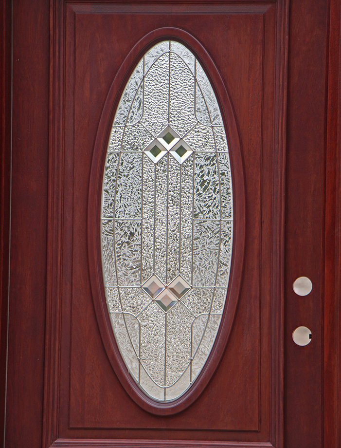 What Is Brickmold On A Door Oval Glass Entry Doors Mahogany