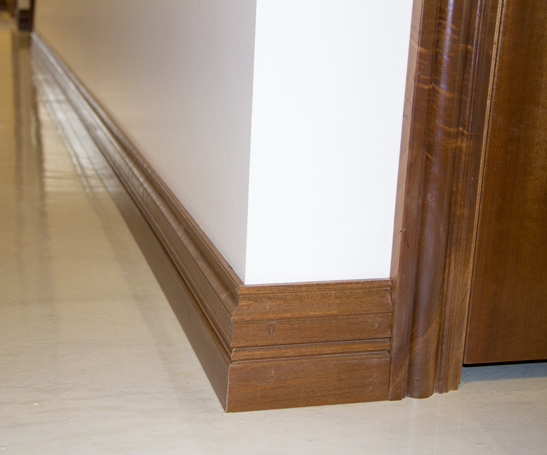 Dikke Plinten Interior Wood Casing And Trim Moldings