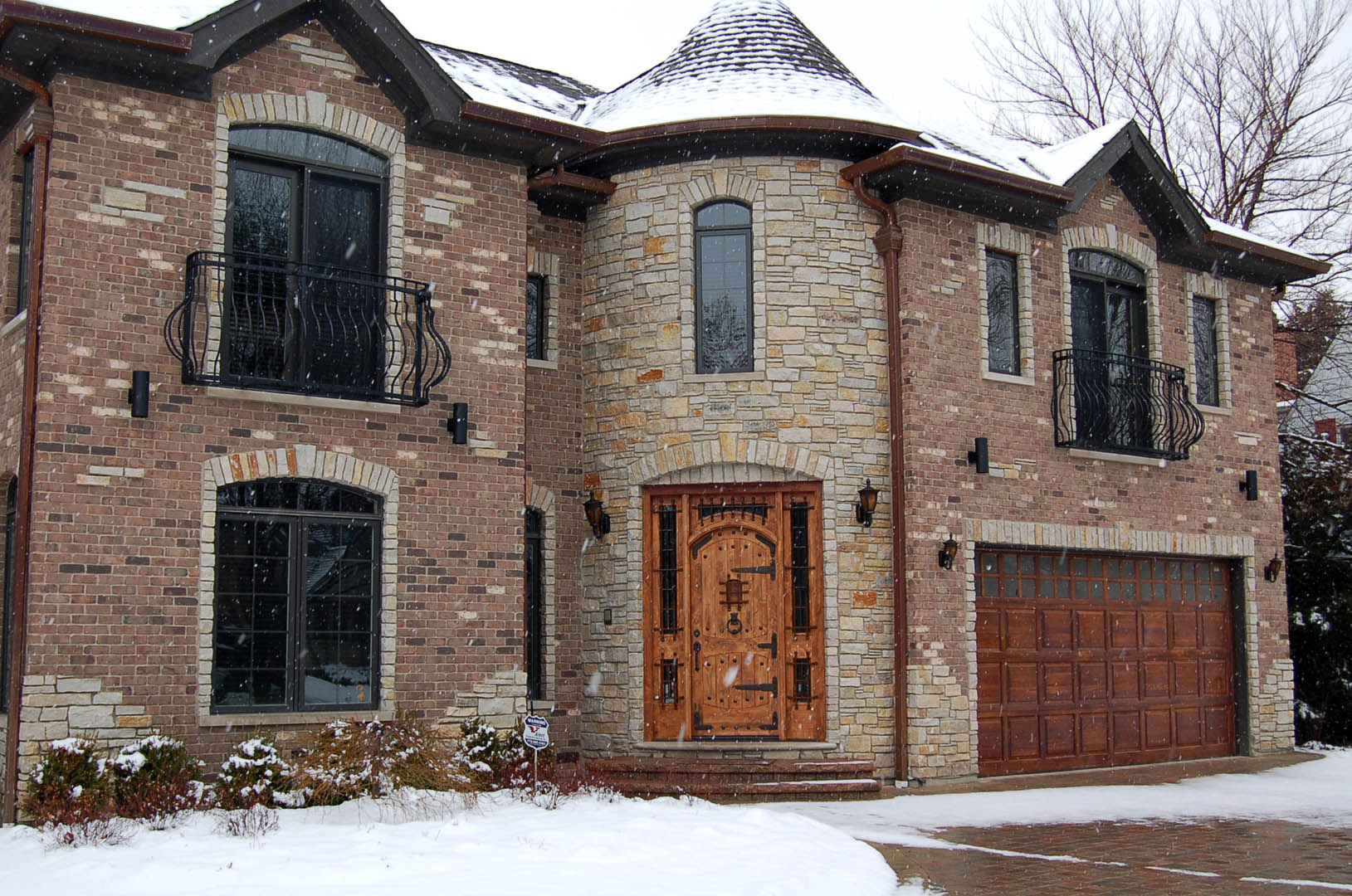 Garage Doors Of Indianapolis Stained Garage Doors Wood Garage Doors Indianapolis