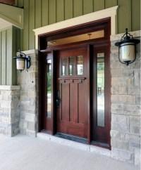 MISSION DOORS, ARTS AND CRAFTS DOORS, SHAKER DOORS FOR ...