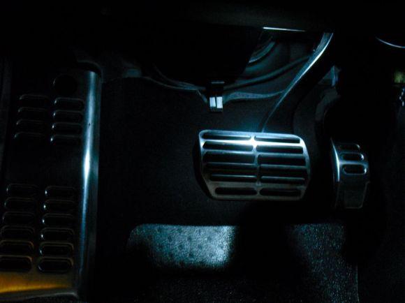 LED Interior Footwell Lights