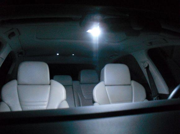 Audi A4 Interior LED Lighting