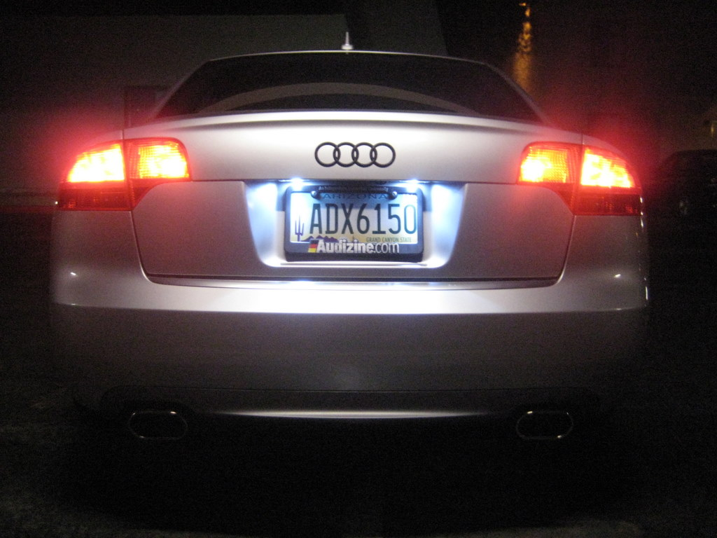 Audi A4 Brake Light Replacement Nick S Car Blog
