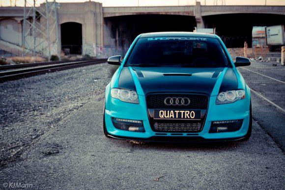 Randy's B7 Audi A4