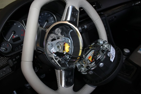 Swap Gmbh Flat Bottom Steering Wheel Swap – Audi Tt / R8 Wheel In A