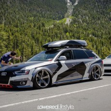 Chris Sandelli's Camo Allroad