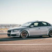 Jeremy's Pristine B7 Audi RS4