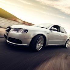 Tom's B7 Audi A4 S-Line
