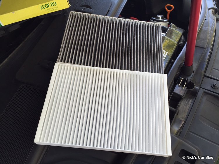 Replacement Cabin Air Filter for B7 Audi A4/S4/RS4