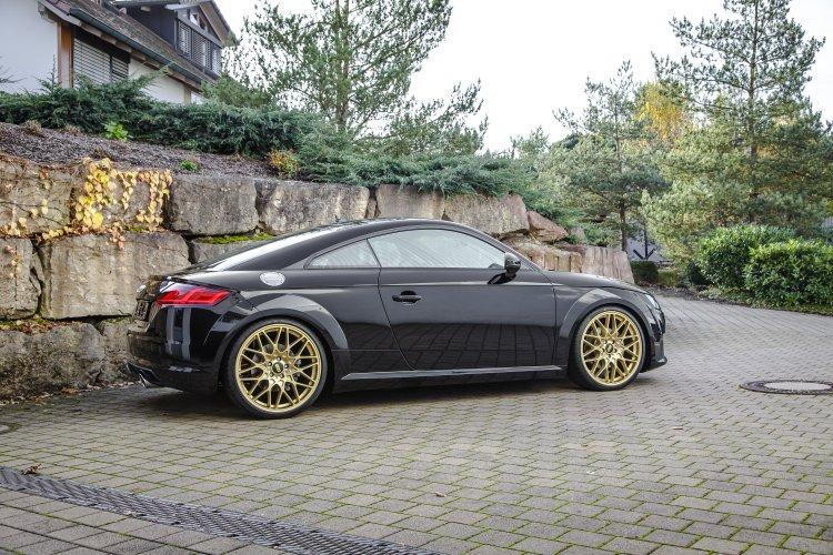 2016 audi tt on kw coilovers gold bbs wheels nick 39 s car blog. Black Bedroom Furniture Sets. Home Design Ideas