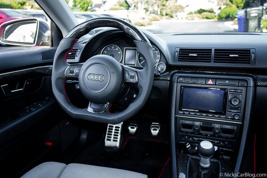 My B7 S4 Nick S Car Blog