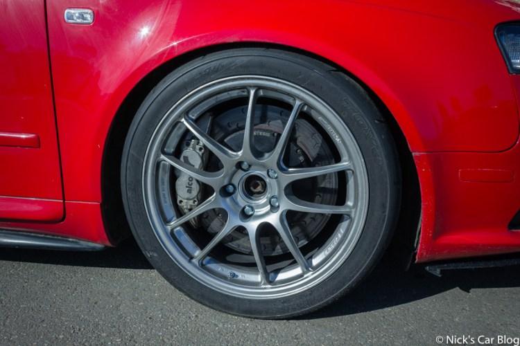 18×9 Enkei PF01 Wheels Review – Nick s Car Blog