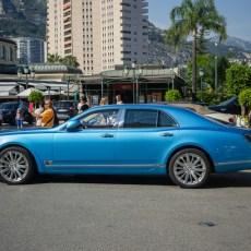 Car Spotting in Monte Carlo, Monaco