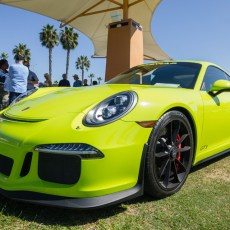 Porsche Club of America San Diego Region (PCA-SDR) Concours at Spanish Landing