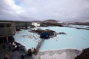 Iceland Airwaves Blue Lagoon Chill Party