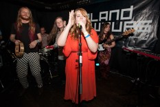 Boogie Trouble live at Iceland Airwaves