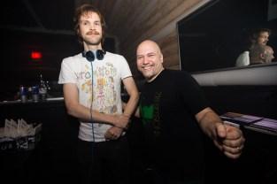 Todd Terje & Danny Krivit