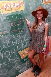 Audrina Patridge on April 13, 2013 in Indio, California.