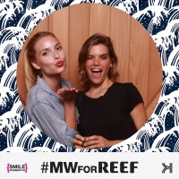 M.W For REEF Launch Party Photo Booth at Kinfolk 94 on May 29, 2015