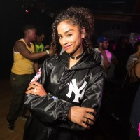 House Party NYC with Lil Simz at Webster Hall on June 18, 2015
