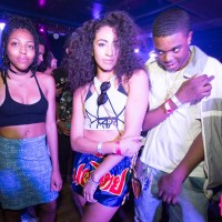 House Party NYC with Bridget Kelly, Allan Kingdom & more at Webster Hall on August 27, 2015