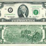 USA $2 2003A J