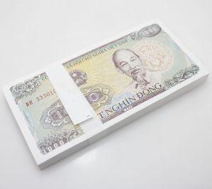Vietnam 1000 DONG 1988 P 106 UNCBUNDLE