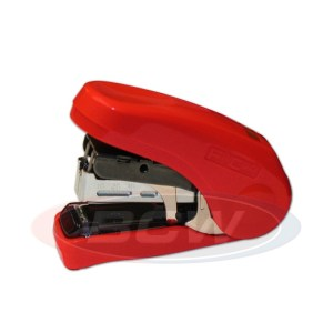 MAX-HD-10FL-RED_1_MAX FLAT CLINCH STAPLER - RED