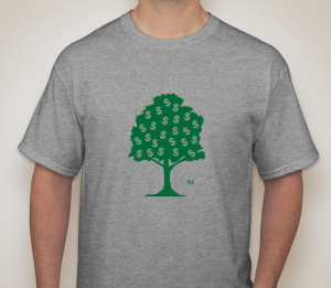 money tree gray