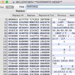 Codage des données des fichiers vidéo: Le Code Hexadécimal