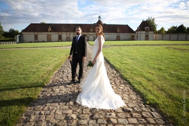 Le mariage de Laura & Nicolas au Château de Réveillon - Août 2016