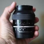 Objetif Nikon NIKKOR 35mm f1.4 - Tout Manuel
