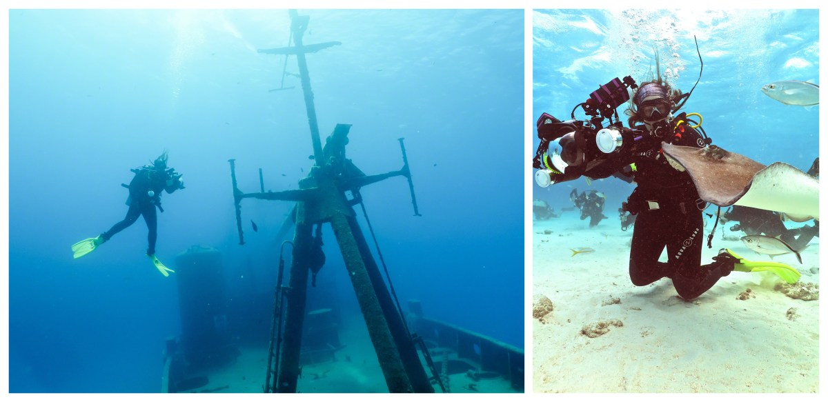 Images courtesy the Cayman Aggressor crew.