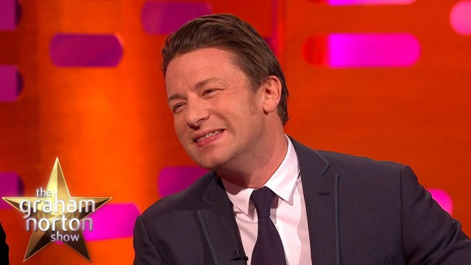 Jamie Oliver Talks About Cooking Naked At Home Causing Burns To His Penis!