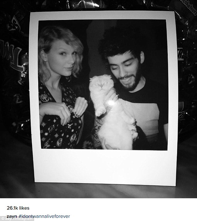 Taylor Swift And Zayn Malik Shock With New Collaboration For Fifty Shades Darker Soundtrack