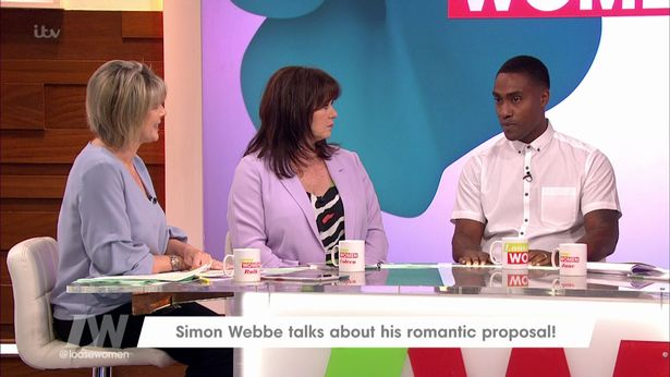 Coleen Nolan Puts An End To Simon Webb Interview About His Engagement After She Says It Makes Her 'Feel Sick'