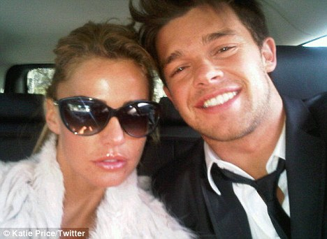 Katie Price Back In Contact With Ex-fiance Leandro Penna' After Break Down Of Her Marriage