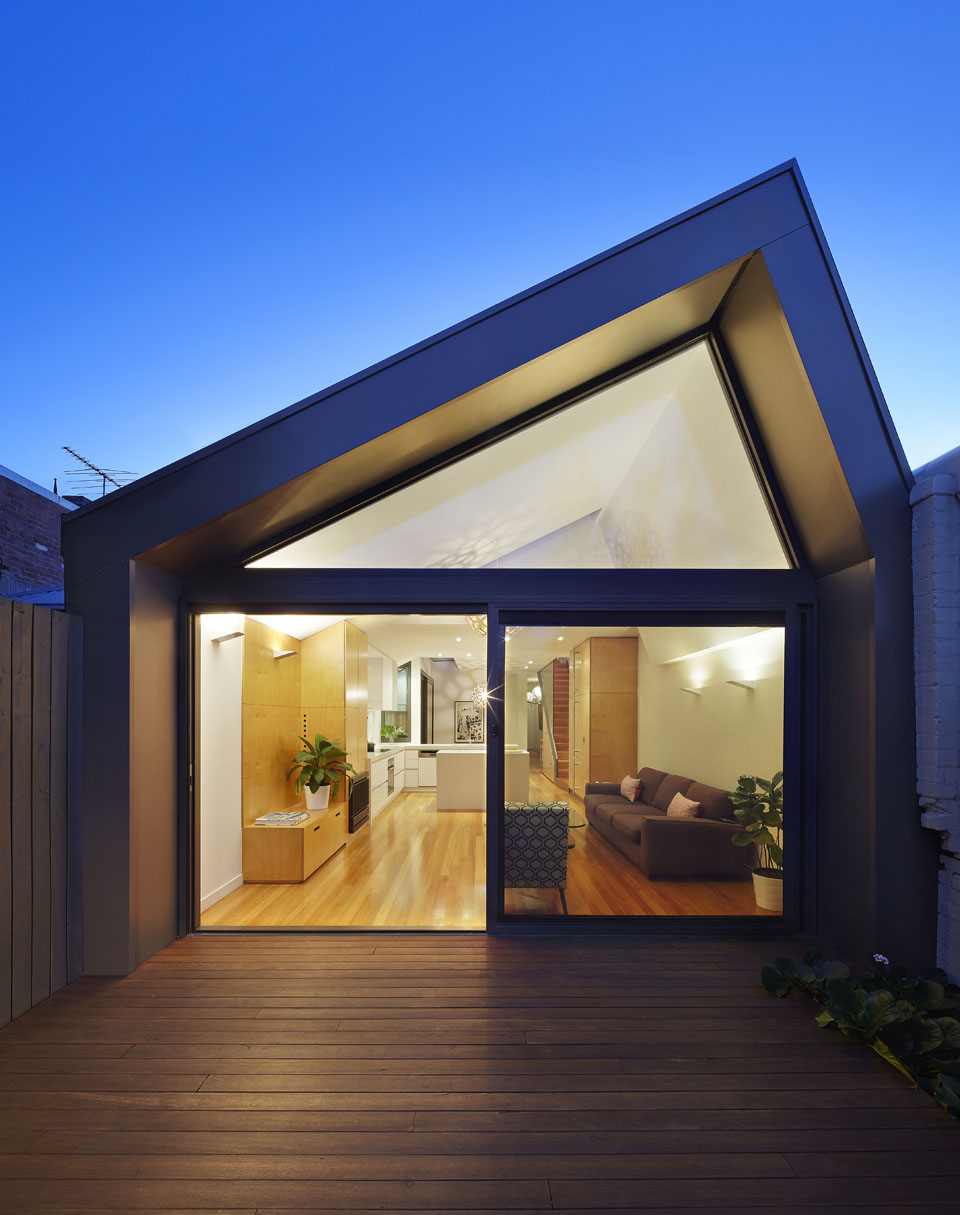 Small Renovations Melbourne Big Little House Nic Owen Architects Melbourne Carlton Inner City