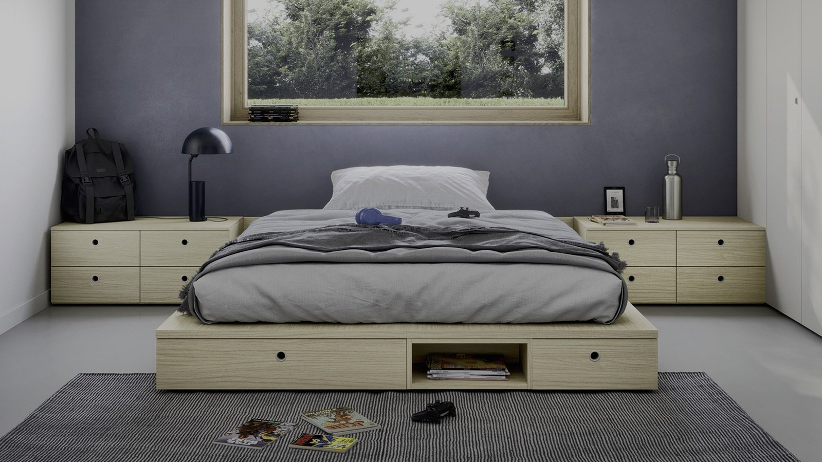 Nidi Bedroom Furniture For Kids And Teens