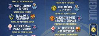 Jadwal International Champions Cup 2018