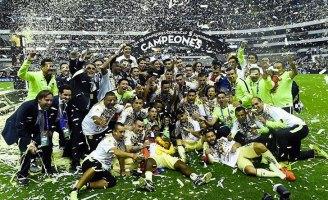 ¡Rey de CONCACAF!