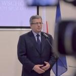 Prezydent Bronisław Komorowski z wizytą na Suwalszczyźnie Niebywałe Suwałki 34
